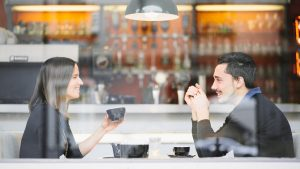 Coffee Is The Best First Date Idea