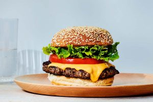 How to Make a Mean Smash Burger with Your Freezer